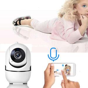 Caméra Surveillance De Sécurité 1080P IP Wifi Caméra Sans Fil Vision Nuit Noct