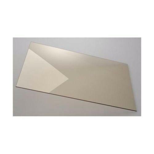 Replacement glass for Drolet stoves Part # SE55103