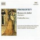 Sergey Prokofiev - Prokofiev: Romeo & Juliet / Cinderella [Highlights] (1996)