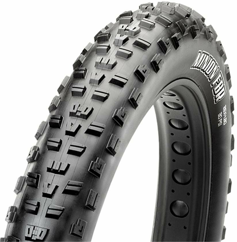 Maxxis Minion FatBike Rear FBR 26  x 4.0 Double Compound EXO Puncture Tubeless