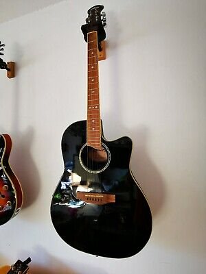 """Gitarre Eq NEW ORLEANS Natürliche Matt Kein Ovation EQ4B 41 /"""""""