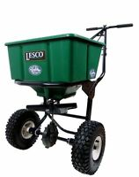 Lesco 092807 Push Spreader