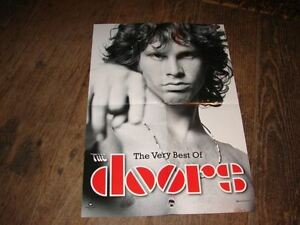 Doors-Jim-Morrison-Raro-French-Press-Kit-Poster