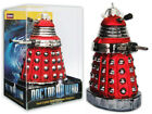NEW Dr Doctor Who RED DALEK 12.5cm Tall Glass Christmas Ornament - Xmas