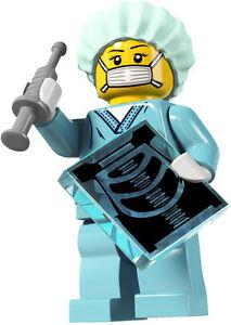 Lego-minifig-series-6-doctor-surgeon-nurse-with-xray