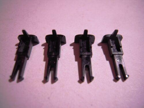 Märklin h0 4x ganchos de embrague e 399740 pieza de repuesto para dhg 500 700 3000 36871