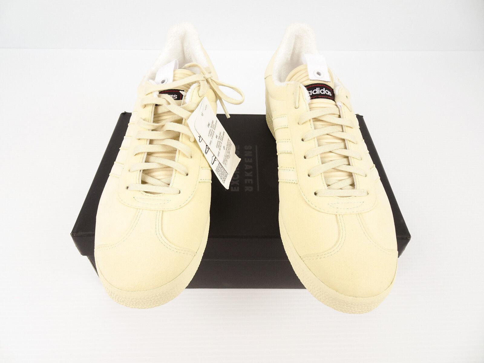 adidas Consortium x United Arrows & Sons x Slam Jam Gazelle Turnschuhe 11 NIB