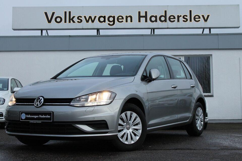 VW Golf VII 1,0 TSi 85 Trendline Benzin modelår 2019 km 2000