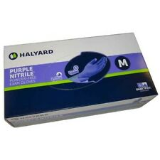 100 Gloves Purple Nitrile Gloves Kimberly Clark Kc500 Exam Powder Free Medium