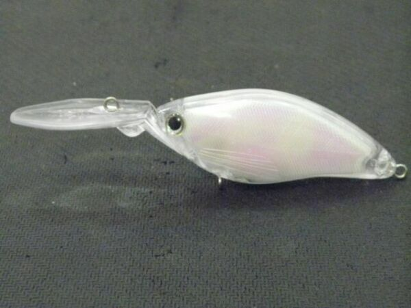 wLure 5 Blank Minnow Fishing Lure 7 Inch 1 1//4 oz with Fishing Eyes UPM511P5