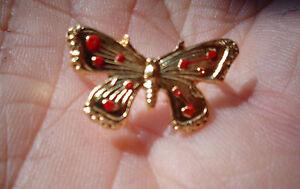 Petit Papillon Laiton Accessoire Création Sur Bijou Chapeau Mode Costume Gvyeurxi-07234632-716389357