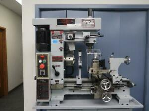 KING INDUSTRIAL 16 in. x 20 in. Metal Lathe / Mill Combo Canada Preview