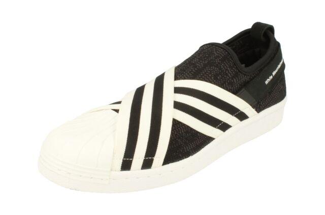 Adidas Originals Blanco Alpinismo WM Superstar sin Cordones Pack Hombre  BY2880 c842f421935b0