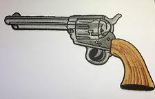 COLT .45 S.A.A. COWBOY GUN FULL SIZE PATCH + FREE  COLT. PHONE STICKER