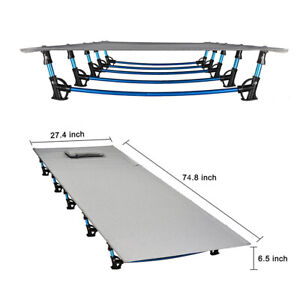 Portable-Foldable-Lightweight-Camping-Bed-Cot-Outdoor-Travel-Sleeping-Bed