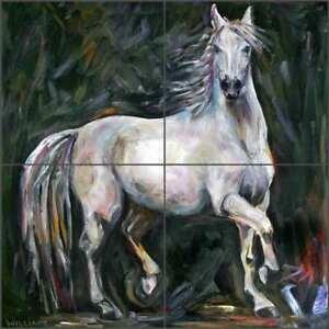 Horse-Tile-Backsplash-Diane-Williams-Mare-Art-Ceramic-Mural-DWA012