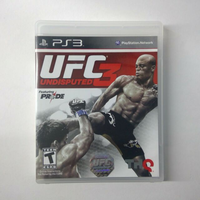 Ufc Sudden Impact (Sony Playstation 2 Ps2) Complete