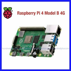 Details about Raspberry Pi 4 Model B with 4GB RAM (2019 Model)