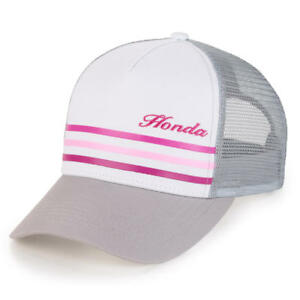 5f981b944b29ac Image is loading Genuine-OEM-Honda-Lifestyle-Collection-Ladies-Striped -White-