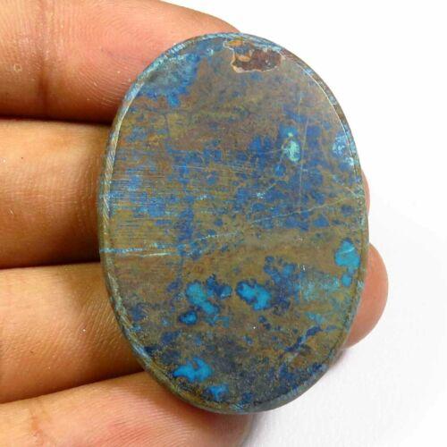Azul Azurita cabujón mezcla forma suelta Diseñador Natural Gemstone para joyería Az-B