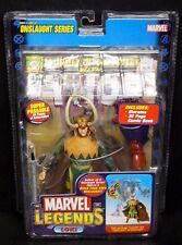 Marvel Leyendas ataque serie Loki! nuevo! (los Vengadores/Thor/Spider-Man)