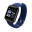 Smart-montre-Bracelet-Bracelet-Fitness-Rythme-Cardiaque-BP-Monitor-for-iPhone-Android miniature 16