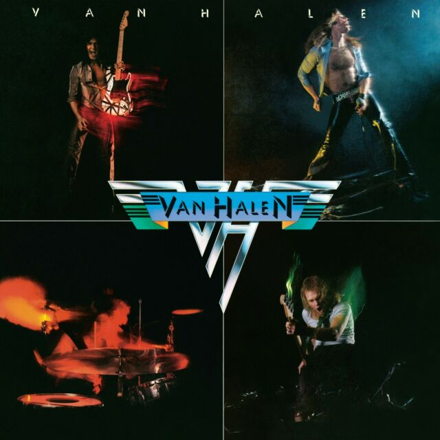 Van Halen Debut Self Titled LP NEW SEALED 180g Vinyl! Runnin' With the Devil