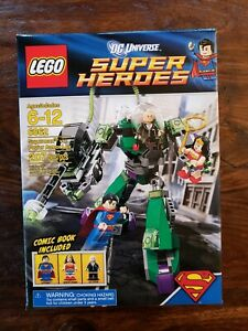 LEGO Super Heroes Superman from Set 6862