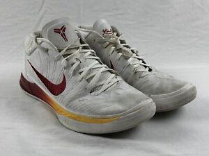 Nike-Kobe-A-D-USC-Trojans-Basketball-Shoes-Men-039-s-Multiple-Sizes-Used