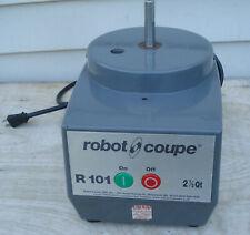 Robot Coupe R101 Blender Mixer Motor Base Food Processor 2 12qt R 101 Free Ship