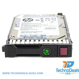 HP 697391-001 M6720 3TB 6G SAS 7.2K LFF HD 702500-001 QR500A