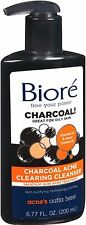 Biore Charcoal Acne Clearing Cleanser 6.77 oz
