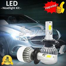 55W CREE LED COB Headlight Fog Lampadine H1 H3 H7 H8 9005 9006 6000K 4600LM Bulb