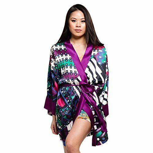 Soie Origami Silk kimono par Royal Silk
