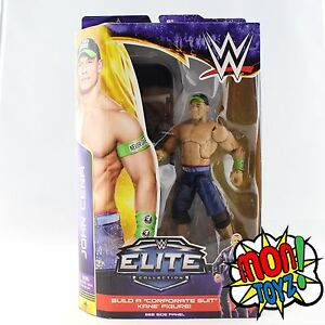John-Cena-Mattel-WWE-Elite-TRU-Best-PPV-CORPORATE-KANE-BAF-Wrestlemania-XXX-NIB
