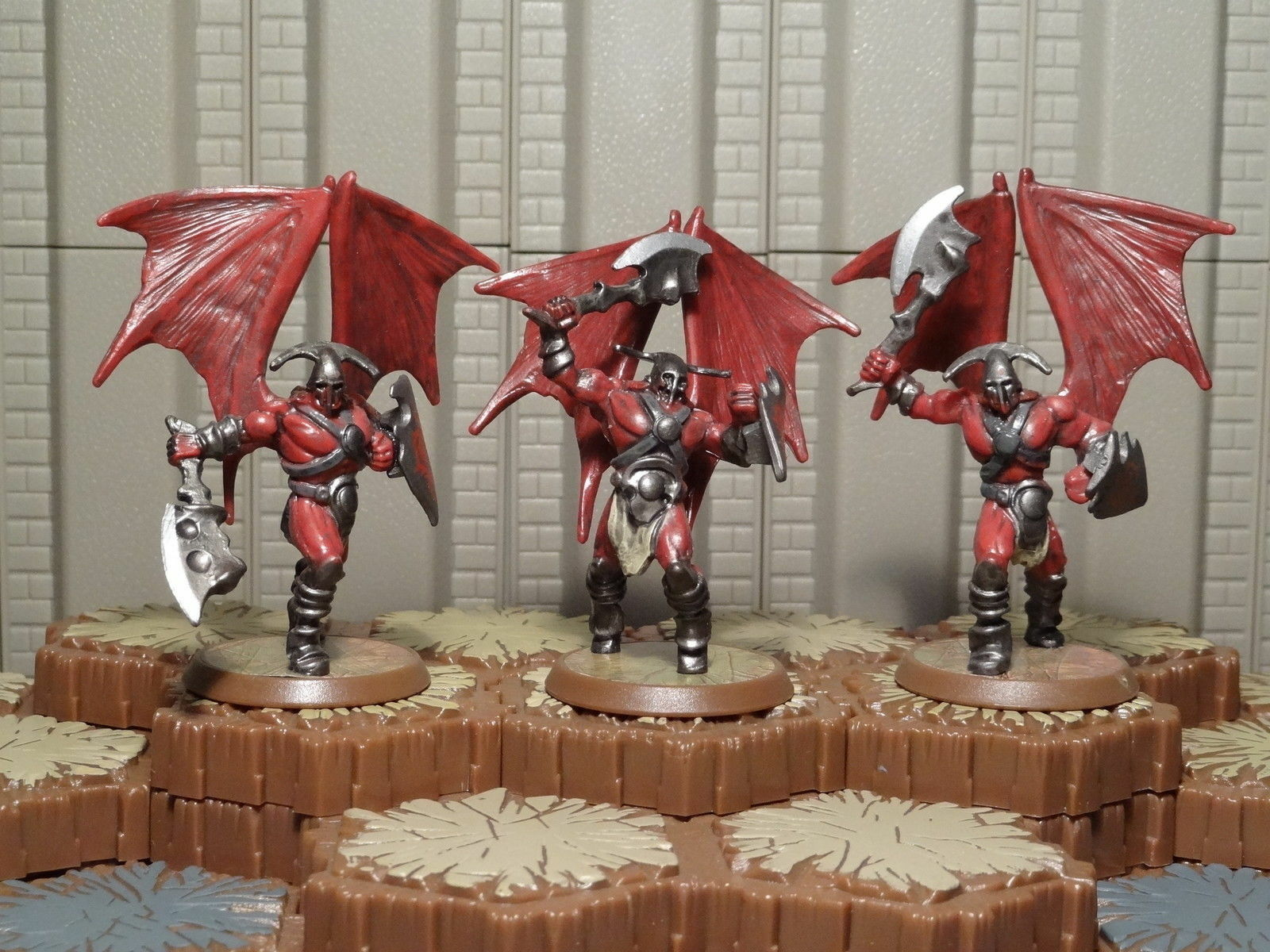 Minions of Utgar- Heroscape Wave 2 Utgar/'s Rage Free Shipping Available