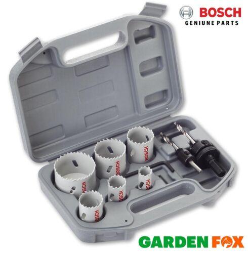 Vente-Bosch Pro Électriciens holeset 8 Piece 2608580804 3165140641449 N