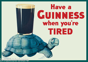 GUINNESS-POSTER-2-Very-Rare-Quality-re-Print-from-Original-Choose-your-size