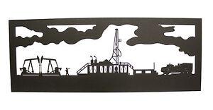 Oil-Field-Wall-Scene