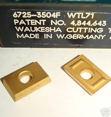 6725 3504F WTL71 WAUKESHA INSERTS