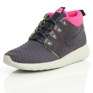 nike roshe run sneaker boot ebay usa
