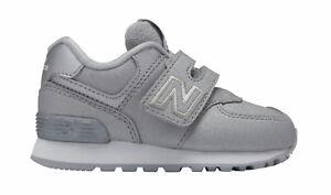 Details zu New Balance YV 574 KS Sneakers Schuhe Kinder Turnschuhe silber Gr.28 - 36 Neu