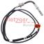 Abgastemperatur für Gemischaufbereitung METZGER 0894089 Sensor