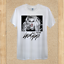 Lady-Gaga-T-shirt-Born-This-Way-Celebrity-Pop-Star-unisex-women-fitted-cotton