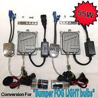 12v 55w H11 Canbus Hid Xenon Kit Fog Lights 2006 For Zephyr 3000k 6000k 8000k