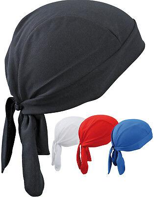 Euro Bandana Chapeau 4 Couleurs Style De Course Baseball Cap Wicking Tissu