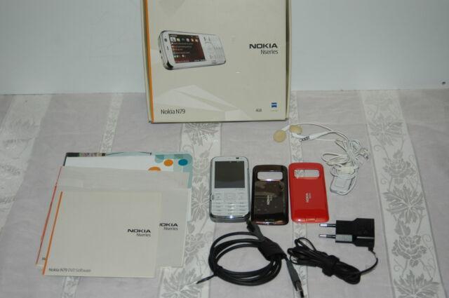 T-Mobile Nokia N79 (T-Mobile) Smartphone Unlocked Top