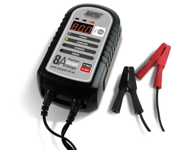 Optimiser 8a Caravan Leisure Motorhome Electronic Smart Battery Charger Mp7428