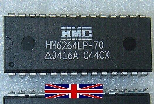 HM6264LP-70 DIP-28  Integrated Circuit from HMC