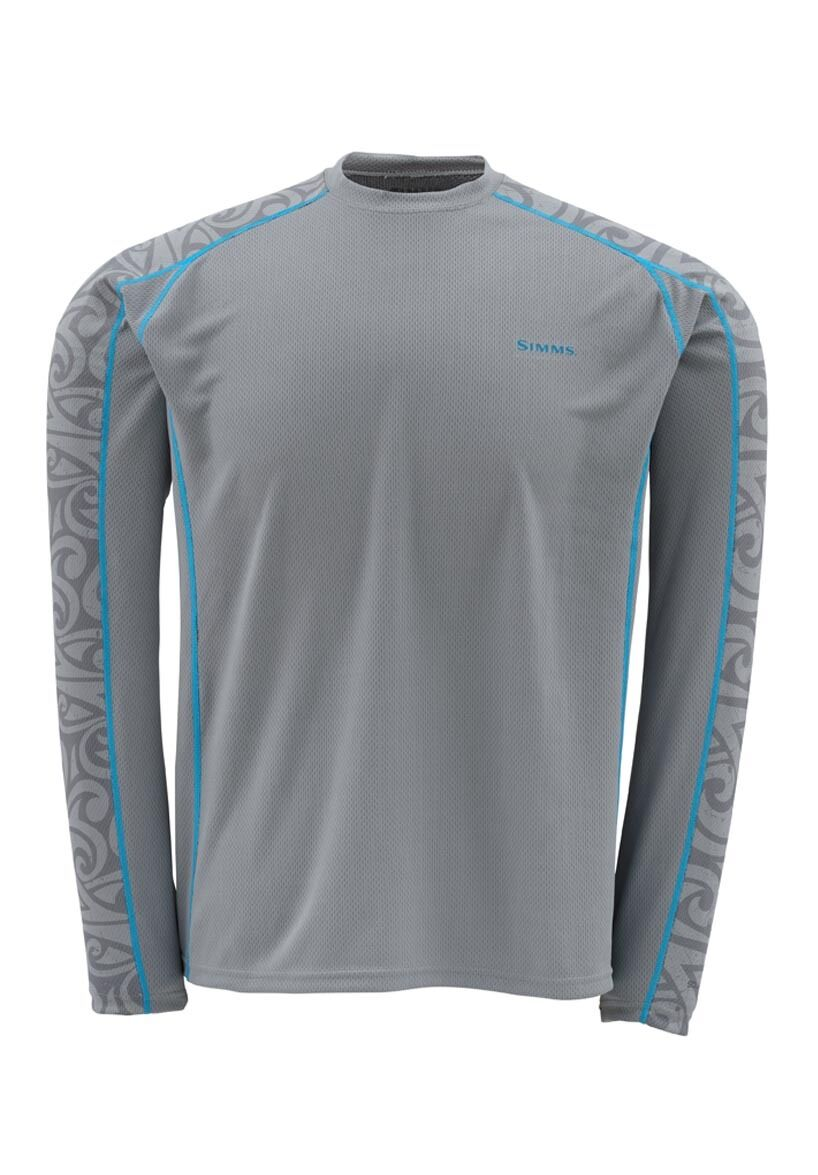 Simms WAYPOINT Long Sleeve Shirt  Concrete NEW  Closeout  Size Small  high-quality merchandise and convenient, honest service